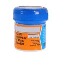 best mechanics tools - Best Price NEW Mechanic Soldering Solder Welding Paste CreamFlux MCN SMD SMT Sn63 Pb37 Repair Tool