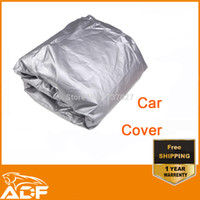 Wholesale Universal Full Indoor Outdoor Waterproof Car Cover Sunshade Sunscreen Car Clothes Dustproof Anti UV Scratch Resistant L XXL