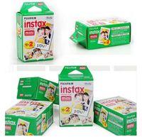 Wholesale Fuji instant polaroid photographic paper mini7 to s paper White paper box