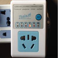 Wholesale Socket Timer Controller A V Hour Adjustable