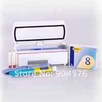 Cheap Wholesale-Dison insulin cooler box with rechargeable batteries and portable bag