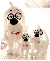 Wholesale New Arrival Mr Peabody Sherman Peabody Pluas Stuffed Animal Dog Plush Toys Best For Children CM