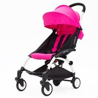 Wholesale 2015 CH Baby Light Fashion Kids Stroller Summer Suspension Baby Cart Portable Stroller High Quality And Inexpensive Strollers Umbrella Car