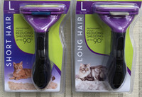 cleaning products - Professional Pet Cat DeShedding Tool Cat Comb Brush Cat Grooming Hair Cleaning Tools Pets Cats