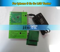 Wholesale LCD display Digitizer Touch screen Tester for iphone S c test board High quality Easy to use