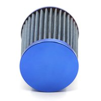 air filter pipe - New MM for quot quot Universal Air Filters Intake Pipe Clamp On Micro Cotton Gauze Round Tapered Cold Car Air Filters K2438