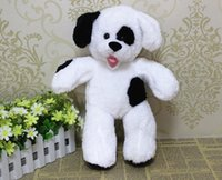 build a bear - cm quot Build A Bear Dalmatians Black white Dog Stuffed animals plush toy doll