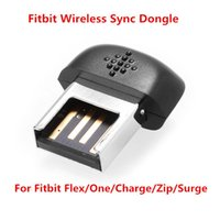 Wholesale 100 Original Fitbit Wireless Sync Dongle usb Adapter for Computer Suitable for Fitbit Flex Force One Charge Charge HR Surge