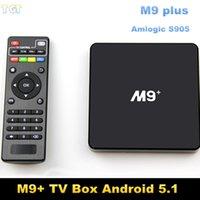 Cheap M9 PLUS Best Amlogic S812 Quad core 2GB 8GB