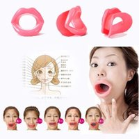 Wholesale New Arrival Silicone Face Slimmer Face mouth Exerciser Lip Trainer Oral Exerciser Exercise Mouthpiece Face Expression Care