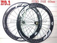 Wholesale 2015 FFWD F6R k full carbon fiber road bike wheels bicycle bicicleta racing Wheelset C mm rim
