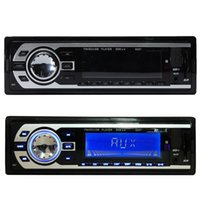 Wholesale Car In dash Audio Stereo MP3 player FM Radio USB SD card AUX Inputs Receive V