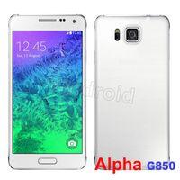 alpha sim card - Alpha G850 Quad Core MTK6582 G G quot Android Smartphone show GB MP Wcdma G single sim Unlocked Gesture Fingerprint