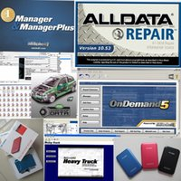 Wholesale Alldata version All data V10 R and Mitchell car repair data software with TB hdd Hard Disk best price