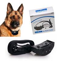 Wholesale Anti Bark Collar No Barking Collar Levels Dog Training Shock Collar PET853