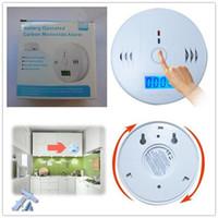 Wholesale Cheap Smoke Poisoning Gas Carbon Monoxide Security Sensor Alarm Detector Tester