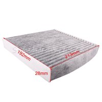 Wholesale 87139 Carbon Cabin Air Filter For Toyota Camry Avalon Tundra Yaris RAV4 For Lexus ES350 GX460 RX350 order lt no track