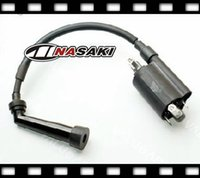 Wholesale Suzuki GN250 GN Ignition Coil with WIRE PLUG CAP OEM QUALITY