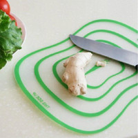 Wholesale Cooking tools chopping board eco cook plastic cm Vegetable cutting board mutfak tabla de cortar