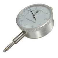 Wholesale mm Accuracy Measurement Instrument Dial Test Indicator Gauge Precision Tool