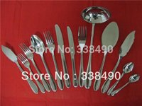 best quality flatware - High quality Flatware with Mirror Dinnerware Best for Hotel Various Fork Knife Spoon Made of S S Flatware on Sale CT