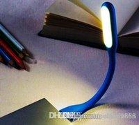 Wholesale 2016 new Computer light Led mini light Book light Power bank light Lamp Small Night Light Mini Table Lamp light cheapest