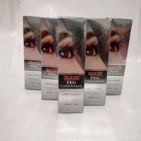 Wholesale Factory Direct Maxi FEG Eyelash Serum Bigger Volume ML For Growth of Eyelashes anti counterfeiting Label Version