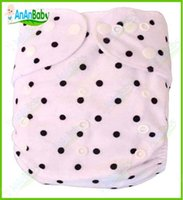 Wholesale New Design Character Reusable Modern Cloth Nappy Covers Without Insert Jctrade Cartoon Diapers