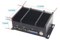 Wholesale HCIPC B102 HCS1037A Intel Celeron C1037U processor Giga LAN Enternet Onboard G Memory COM R232 Ports HDMI VGA MM