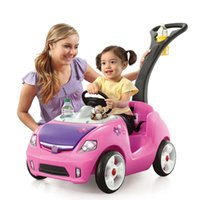 Wholesale Step2 Whisper Ride By Pink