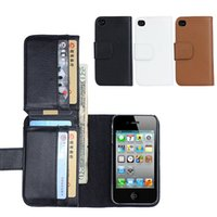 leather phone case purse - for iPhone s s c iPhone6 Plus Case PU Leather Purse bag for Samsung Galaxy S3 S4 S5 Note3 Moible phone wallet pouch photo frame