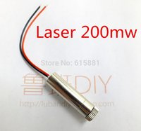 Wholesale Laser Module DIY mini engraving Engraver machine cnc pats mw red