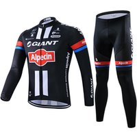 cycling jersey wholesale - GIANT ALPECIN Blake long sleeve racing Jersey Cycling Jerseys cycling perspire breathable quick dry long Sleeve cycling clothes
