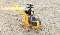 Wholesale 2015 new arrives WLtoys V915 Lama CH High Simulation RC Helicopter RTF GHz Axis Gyro Internal High Performance Servo Steering Safety