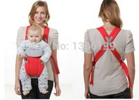 Wholesale 2 months breathable multifunctional front against child comfortable baby carrier backpack Sling wrap baby kangaroo pouch