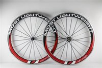 Wholesale 50mm bicycle clincher tubular carbon bicycle wheels R13 R36 aluminum brake bearing mm width twill weave bike wheelset lightweight rims