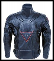 leather motorcycle racing jackets - NEW TOP PU Jacket motorcycle riding racing jacket racer Brand motorcycle racing PU leather jackets with protection S M L XL XXL XXXL