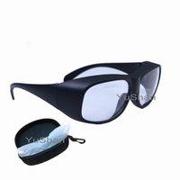 Wholesale CO2 nm O D V L T Laser protection Glasses Laser Safety Glasses Goggles CE Certified