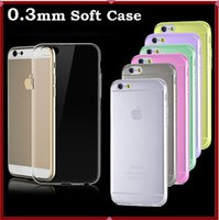 Cheap For Apple iPhone Clear Case For iPhone 6 Best TPU Transparent TPU Case for iPhone 6