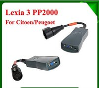Wholesale Fast Delivery Factory Direct Sales Citroen Peugeot Diagnostic Tool Lexia Lexia3 Lexia PP2000