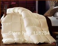 alternative down comforters - Sales promotion White duck Down Alternative Comforter king with Corner Tab