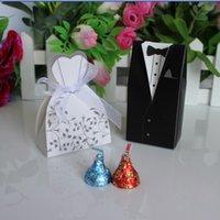 По уходу за шерстью принадлежности Цены-Горячие невесты Продажа и невеста Box 200шт свадьбы пользу коробки подарочные коробки конфеты коробка украшения сада