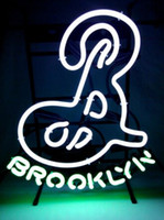 beer breweries - Hot Brooklyn Neon Sign Authentic Brewery Original New York Basketball NIB Beer Bar Handcrafted Custom Real Glass Tube Neon Signs quot X16 quot