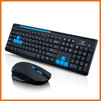 computer keyboard - Special shipping wishful birds wireless keyboard and mouse set computer video game slim keyboard and mouse kit