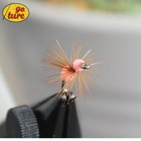 ant bait - Goture Fly Fishing Lure Bait Ant Dry Flies Insect for Carp Bass Salmon Fishing with Mustard Hook
