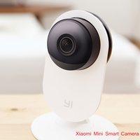 Wholesale Mini Smart Camera Wireless Control Monitoring Webcam Camera for iPhone Samsung Smartphone Tablet PC Xiaomi Xiaoyi Camera