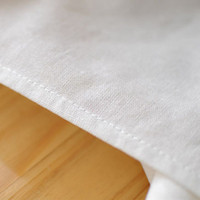 Wholesale Newest White Cotton amp Linen Tablecloth Solid Printed Dustproof Rectangular Table Cloth Hotel Restaurant Table Covers Hot