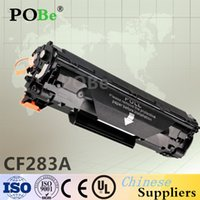 laser printer toner cartridge - New quot Laser toner cartridge CF283A A Compatible For HP LaserJet Pro MFP M126fn M127fn m125fn Printer Hi Quality Direct factory price