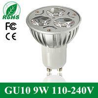 cheap light bulbs - Supply of cheap Hot GU10 E27 MR16 CREE W x3W Replace W dimmable High power CREE Light LED Bulb Lamp Downlight