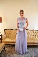 best quality dress shirts - Best Women Short Sleeve Prom Dressess Formal Occasion High Quality Fabric Evening Gowns A Line Style Vestidos De Festa Elegant Prom Dress